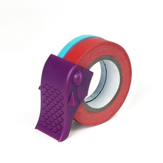 【Dot Design】鱼里 Carp (Tape Dispenser)-紫色