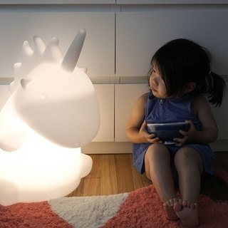 SMOKO GIANT UNICORN LAMP 巨型独角兽台灯