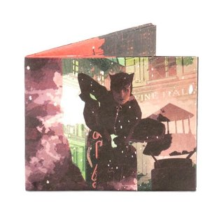 Mighty Wallet(R) 纸皮夹_Catwoman