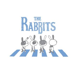 | the Rabbits(海军蓝) |