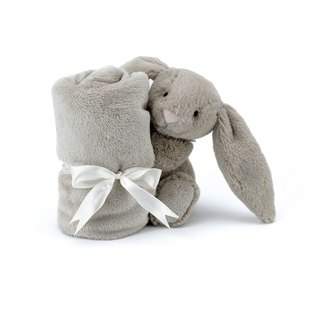 Jellycat Bashful Beige Bunny Soother 兔子安抚巾 约33x33厘米