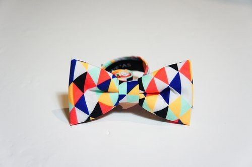 Stone as chic 普普风 pop 啾啾 领结 bow Tie