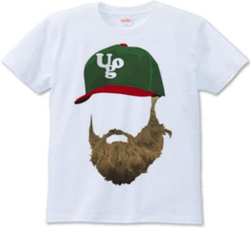 beard cap (T-shirt 6.2oz)