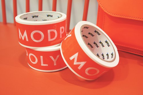 MODPOLY PACKING TAPE | 摩登波丽自制胶带