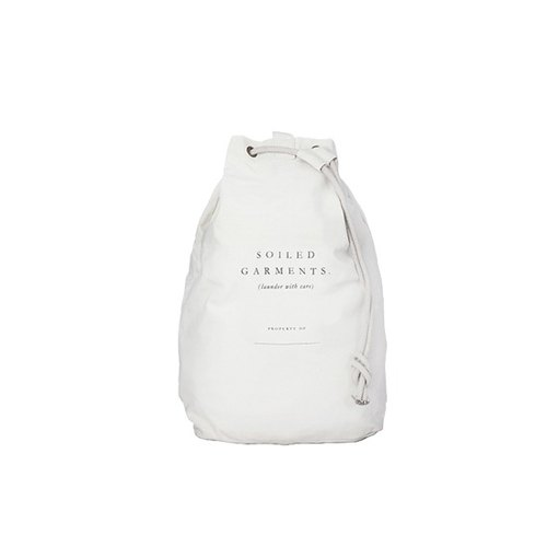 Izola - Soiled Garments Laundry Bag 帆布 洗衣袋 概念 背包