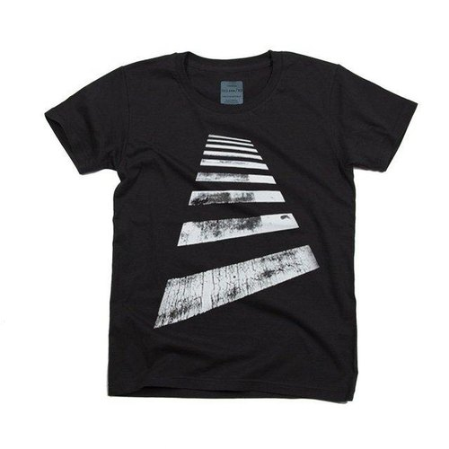 TRAFFIC series crosswalk design T-shirts Tcollector