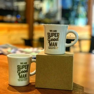 GOODMAN COFFEE Goodman Original Mug Cup 马克杯 金色