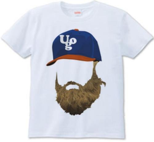 beard cap3 (T-shirt 5.6oz)