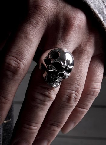 Skull Ring | Standard Collection | 骷髅戒指
