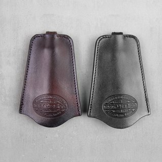 【METALIZE】Leather bell key case 吊钟型钥匙包