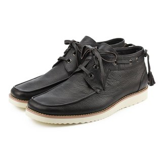Classic Platform Wallabee 98226 DarkBrown