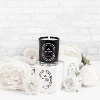 WHITE BOUQUET . 香薰蜡烛 Anouk Luxury Scented Soy Candle (60g)