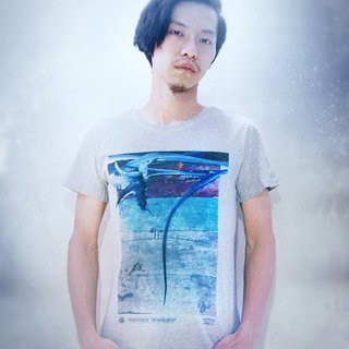 LOVE ME EVERMORE / T-Shirt (灰)