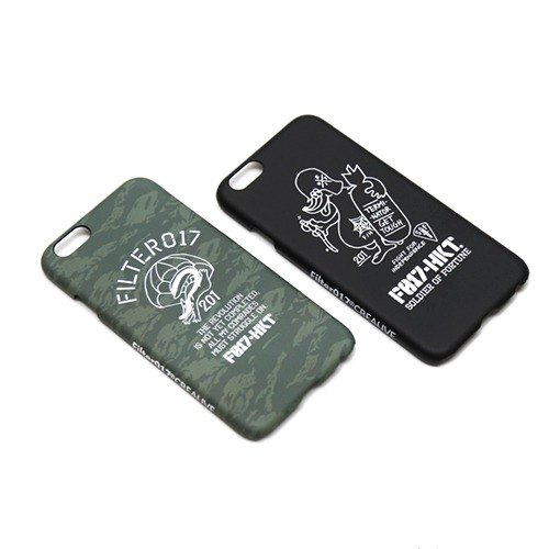 Filter017-手机保护壳-HKT Collection–Fight For Independence iPhone 6 Case独立作战手机保
