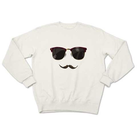 sunglasses (sweat white)
