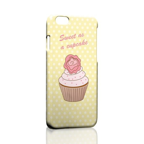 Sweet as Cup Cake订制 Samsung S5 S6 S7 note4 note5 iPhone 5 5s 6 6s 6 plus 7 7 plus ASUS HTC m9 Sony LG g4 g5 v10 手机壳 手机套 电话壳 phonecase