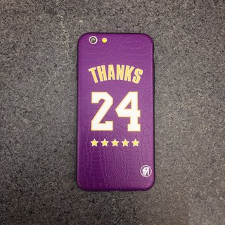 "Flame ""Thanks 24"" Phone Case"