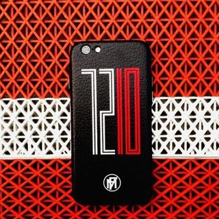 "Flame ""7210"" Phone Case"