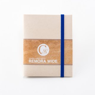 Ultra Light Wallet REMORA Wide / Ivory