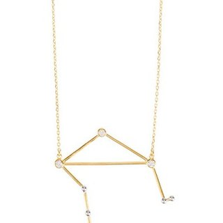 Libra Necklace- gold