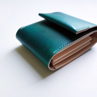 风琴卡片夹 / Cozy Leather Works