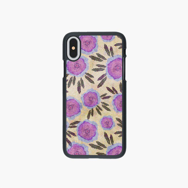 Phone Case - 手机壳 - Vintage Roses Lila