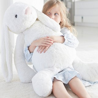 Jellycat Bashful Cream Bunny 超级大兔 67cm