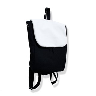 Black x White-backpack