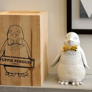 企鹅雅痞 / Yuppie Penguin