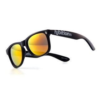韩国 Hybition 太阳眼镜 Truthful Toy Glossy Black/Orange