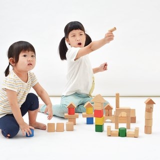翻转积木组 Transformable Blocks