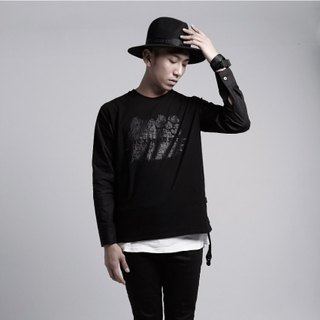 DYC X HELLO KITTY - long sleeved Tee