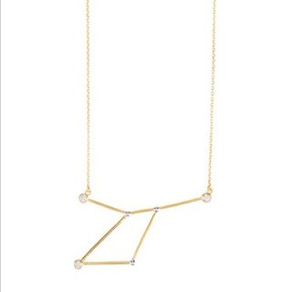 Cancer Necklace - gold