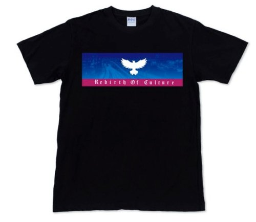 【Rebirth Of Culture】城市光景 Tshirt 短袖上衣 City Scenery  Tee Black [黑] 台湾设计品牌 MIT手工印刷