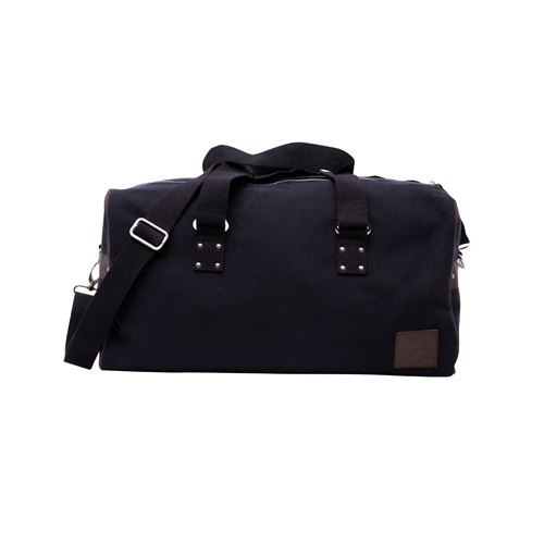 法国my biotiful bag有机棉Urban系列48 Hours Bag-BLACK