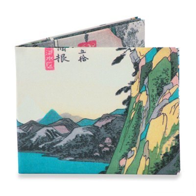 Mighty Wallet® 纸皮夹_Hiroshige