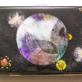 押花Pressed Flowers Clutch