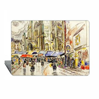 Macbook case Pro 13 15 touch bar Case American art MacBook Air 11 13 Case City Macbook 12 13 15 case Macbook 13 15 Retina case hard case 1760