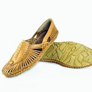 Aristo Natural Handmade Leather Men Shoes