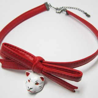 Shiba Inu CHORKER resin (white × red)