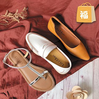 Goody Bag - LiLi Jan 美鞋两入福袋