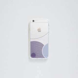 | StandOn | Gear Collection Phonecase - Greyviolet 车线质感手机壳