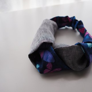 Headband Kallista -FH05 -cotton, fabric, hairband