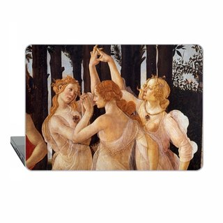 Macbook case Pro 15 touch bar Botticelli Case MacBook Air 13 Case Macbook 11 gracias Macbook 12 Macbook Pro 13 Retina classic art Case Hard 1729