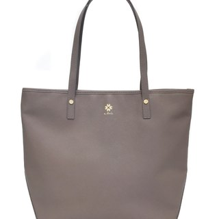 Sophie Tote - Taupe Gray