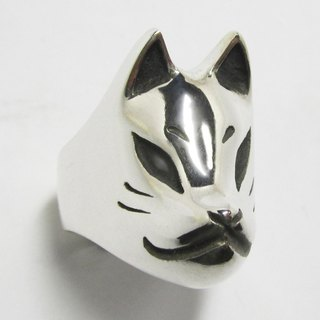 Fox face RING (large)