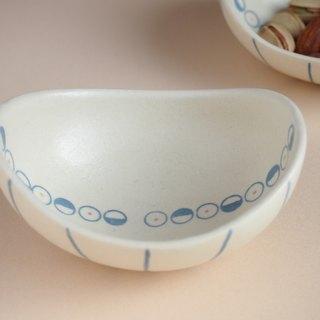 oval mame bowl (S) / czech okno series