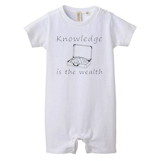 [Rompers] Knowledge is the wealth