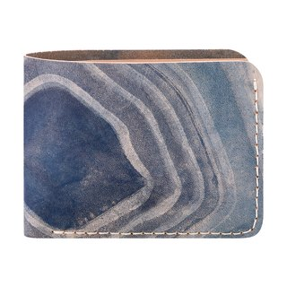 "Wallet bifold ""Natural Effect"" limited edition"