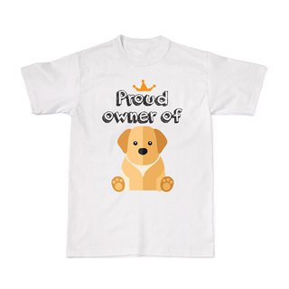 Proud Dog Owners Tees - Golden Retriever